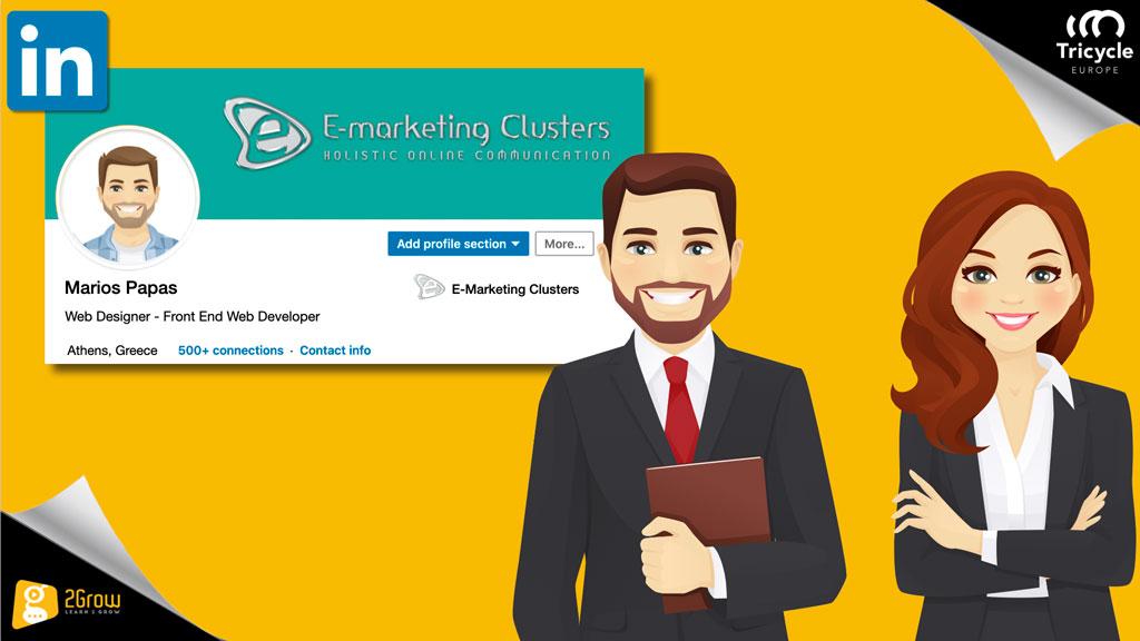 LinkedIn: Εισαγωγή στο Social Selling & Personal Branding