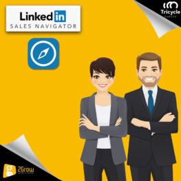 """Βρείτε Νέους Πελάτες μέσω του LinkedIn """"Sales Navigator"""""""