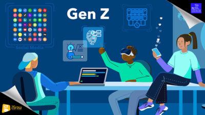 Social Media Strategy για την Gen Z - 2Grow