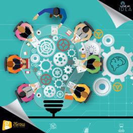 Δημιουργική Σκέψη και Brainstorming - 2Grow