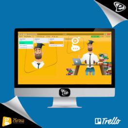 Trello: Online Διαχείριση Έργου - 2Grow