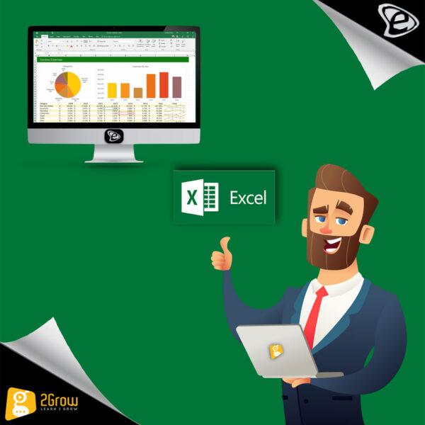 Microsoft Excel 13: Βασικές εργασίες - 2Grow