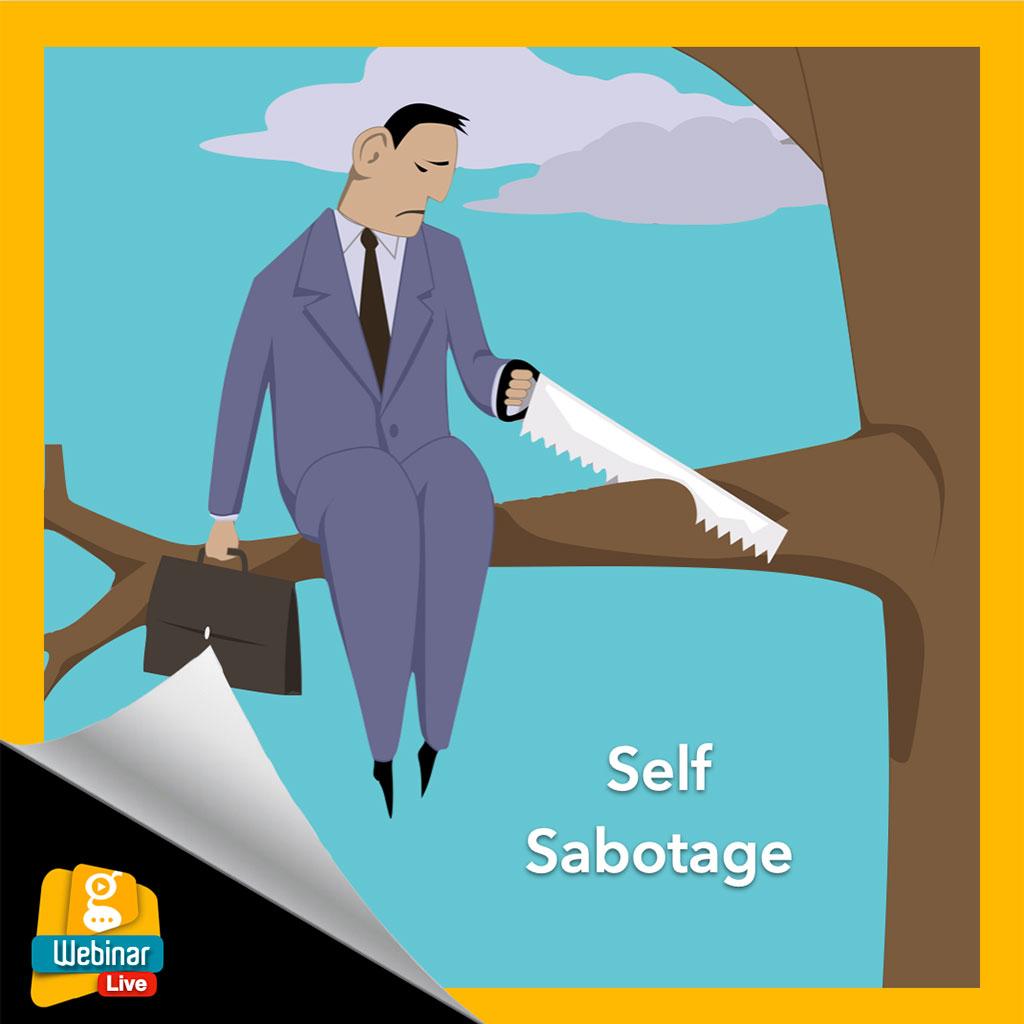 Τι μας οδηγεί στο Self Sabotage - 2Grow